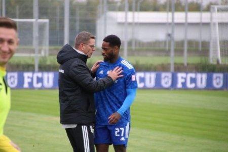 Flavius Stoican a pierdut primul meci ca antrenor la FCU Craiova