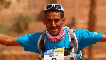 El a castigat Maratonul Nisipurilor - una dintre cele mai periculoase competitii din lume (VIDEO)