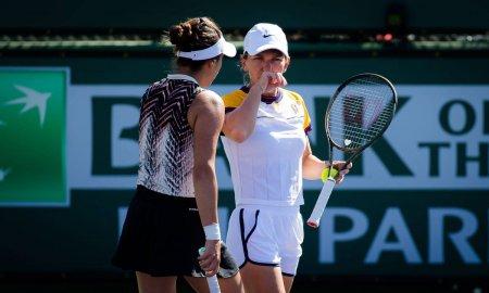 Simona Halep si Gabriela Ruse, eliminate de la Indian Wells