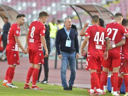 Un nou nume pe lista lui Mircea Rednic » Pe cine vrea la Dinamo
