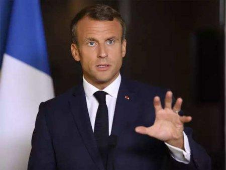 Macron vrea o <span style='background:#EDF514'>REUNIUNE</span> mondiala pentru abolirea pedepsei cu moartea