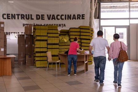 Loteria vaccinarii din 10 octombrie 2021. A doua extragere are loc astazi