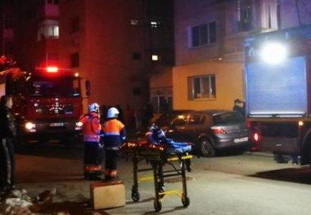 Barbat gasit mort intr-un hotel din Focsani, dupa ce in camera sa a izbucnit un incendiu