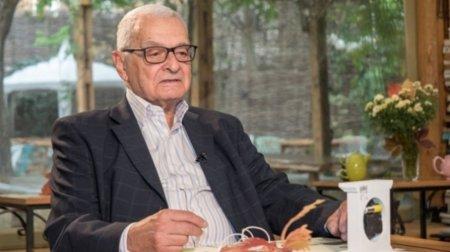 Interviu cu psihiatrul Ion Vianu: Cel mai izbitor lucru in Romania actuala este egoismul liderilor si lipsa preocuparii pentru binele comun