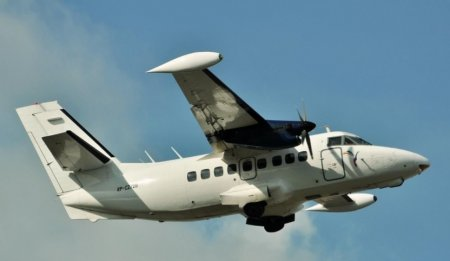 Avion prabusit in Rusia, 19 morti (video)