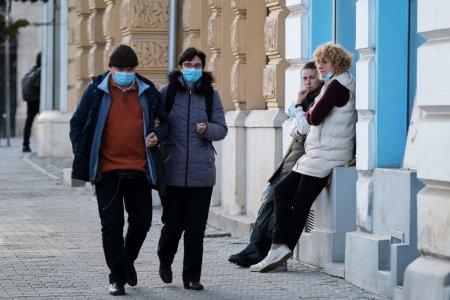 Peste 2.800 de cazuri noi de COVID in Bucuresti, cel mai mare numar de infectari de la inceputul pandemiei