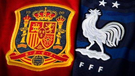 Spania - Franta: Cine va fi noua <span style='background:#EDF514'>CASTIGATOARE</span> a Ligii Natiunilor? Trei PONTURI cu cote excelente pentru finala de azi