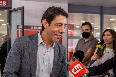 Rui Costa, val de iubire! A fost ales presedinte al Benficai cu 85% din voturi