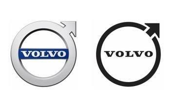 Volvo si-a schimbat sigla fara sa faca tam-tam