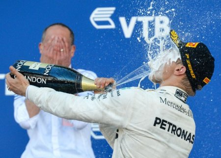 Lupta crancena pentru titlu in Formula 1. Valtteri Botas a castigat Marele Premiu al Turciei
