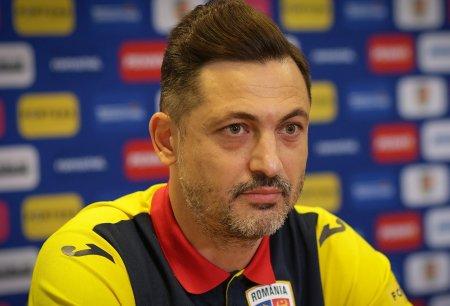 Mirel Radoi, dur fata de jucatorii sai: Daca nu putem sa castigam cu Liechtenstein, atunci n-avem ce cauta nici la un baraj de Cupa UEFA-Intertoto