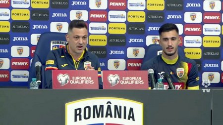 Mirel Radoi, circ cu jurnalistii inainte de Romania – Armenia: Adu-l pe Ivan! Facem circ VIDEO