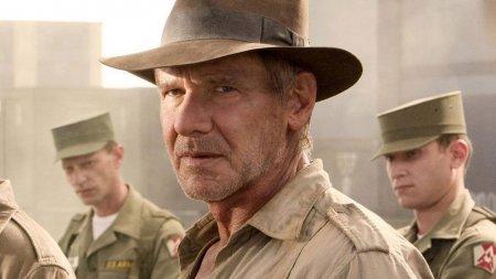 Harrison Ford se pregateste pentru cea de-a cincea productie  Indiana Jones. Unde au loc filmarile