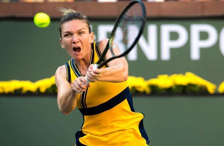 Simona Halep, eliminata de la Indian Wells! Infrangere in doua seturi cu Aliaksandra Sasnovich