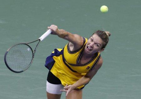 Simona Halep, eliminata in turul al treilea al turneului de la Indian Wells