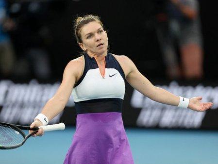 Surpriza la Indian Wells. Simona Halep a fost eliminata de numarul 100 WTA