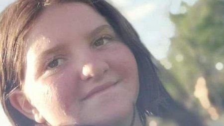 O fetita de 12 ani din Mehedinti a disparut de acasa si a fost data in consemn la frontiera. Daca o vedeti, sunati la 112