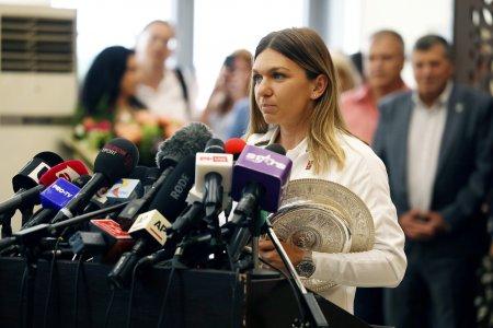O noua infrangere pentru Simona Halep! Sportiva a fost eliminata de la Indian Wells