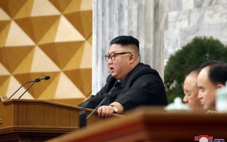 Kim Jong Un cere masuri pentru imbunatatirea vietii cetatenilor. Anuntul facut de liderul Coreei de Nord