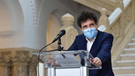 Gabriela Firea: Demisia, <span style='background:#EDF514'>NICUSOR</span> Dan! Cat de lipsit de inima sa fii sa tai din buget finantarea pentru oxigen la Spitalul Modular Pipera?