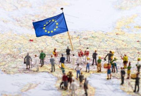 Imigratia ilegala in Europa, un instrument de razboi in plina expansiune