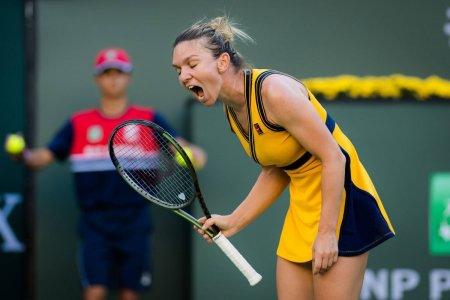 Dai ca disperata! » Simona Halep a cedat nervos in timpul meciului cu Aliak<span style='background:#EDF514'>SANDRA</span> Sasnovich