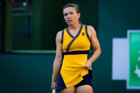 Prima reactie a Simonei Halep dupa esecul de la Indian Wells » Mesajul scurt al sportivei romane