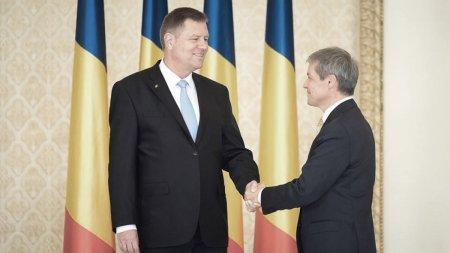 Ciolos si Georgescu, cele doua propuneri de premier care ajung azi pe masa presedintelui