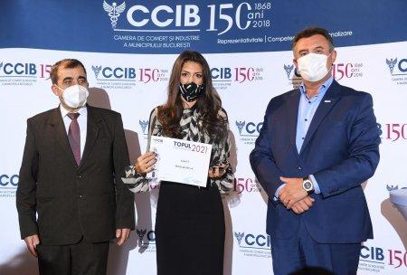 LOCUL I pentru Reciclad'OR. Pentru al doilea an consecutiv, compania este pe primul loc in Topul firmelor din municipiul Bucuresti