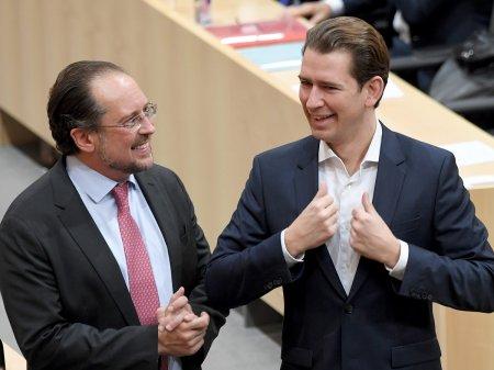 Alexander Schallenberg este noul cancelar al Austriei. El depune astazi juramantul. Kurtz a demisionat, suspectat ca si-a facut imagine pe bani publici