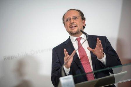 Austria are cancelar. Alexander Schallenberg a depus juramantul in biroul presedintelui