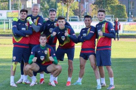 Germania U20 - Romania U20 » Test tare pentru tricolori! Echipa de start aleasa de Lobont