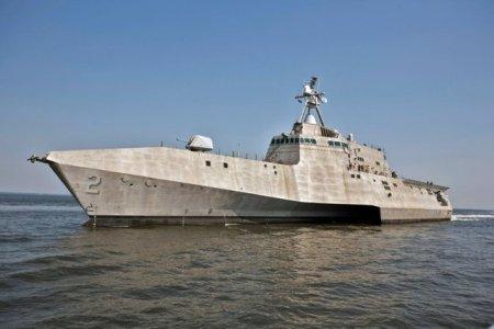 Angajat al Fortelor Navale din SUA, arestat sub acuzatia de spionaj