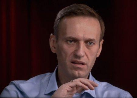 """Opozantul rus Aleksei Navalnii, desemnat drept """"terorist"""" de catre <span style='background:#EDF514'>PENITENCIARUL</span> unde este incarcerat"""
