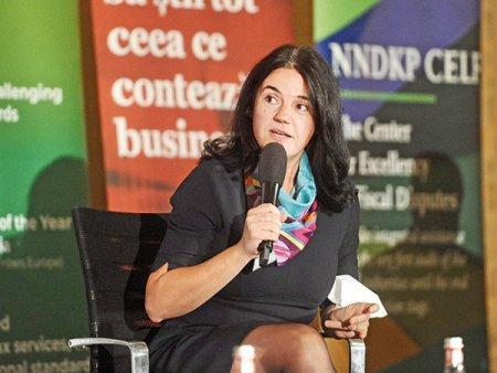 Adina Chilim-Dumitriu, NNDKP: Urmeaza sa vedem o crestere a achizitiilor publice in toate sectoarele unde sunt fonduri europene pentru dezvoltare