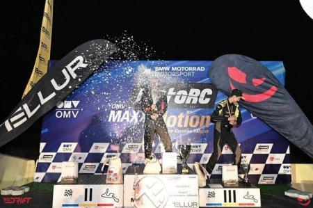 Romania are un nou campion national la drift: e cel mai tanar din istoria acestui sport