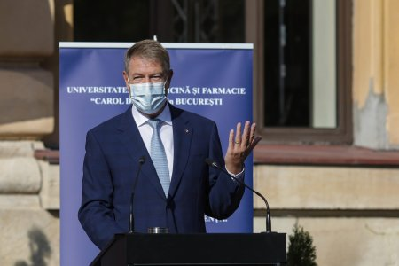 Klaus Iohannis, anuntul momentului in Romania. Cine va fi noul premier? Decizia presedintelui dupa consultari