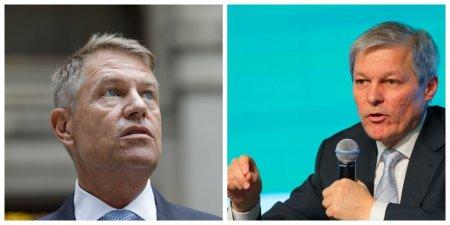 Dacian Ciolos, prima reactie dupa ce a fost propus de Iohannis pentru functia de premier