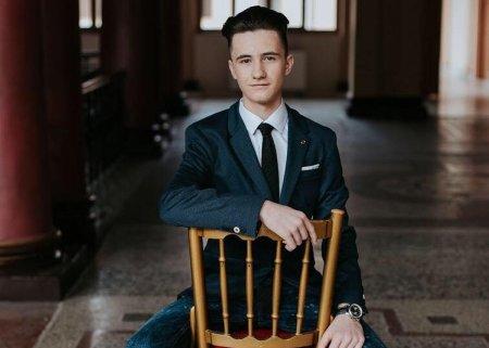 Arbitram pentru Dis » Arbitrul Paul Dis, in varsta de 18 ani, a fost diagnosticat cu o boala grava si are nevoie de ajutor