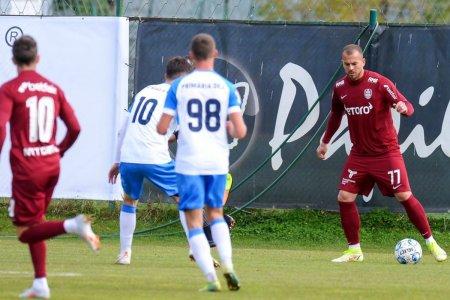CFR Cluj, spectacol in amicalele de azi » 12 goluri inscrise de campioana