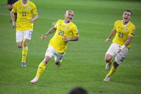 Romania - Armenia 1-0, in preliminariile CM 2022! Tricolorii au urcat pe locul 2, in clasamentul Grupei J