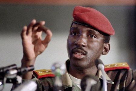 A inceput procesul persoanelor acuzate de asasinarea lui Thomas San<span style='background:#EDF514'>KARA</span>, Che Guevara al Africii
