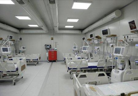 Deschiderea Spitalului Mobil de la Letcani, amanata. Șeful DSP Iasi: Nu avem o solutie alternativa pentru oxigen