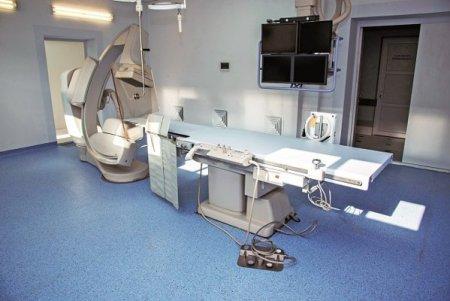 Criza COVID-19? Sa vedeti voi alta criza: jumatate din judetele tarii nu dispun de niciun angiograf, aparate vitale pentru pacientii cu infarct. Bucuresti, Iasi, Cluj si Timis detin 40 din cele 65 de angiografe din sistemul public de sanatate
