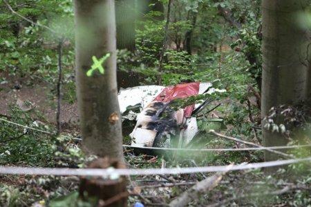 Doua persoane au murit, dupa ce un avion s-a prabusit in vestul Germaniei