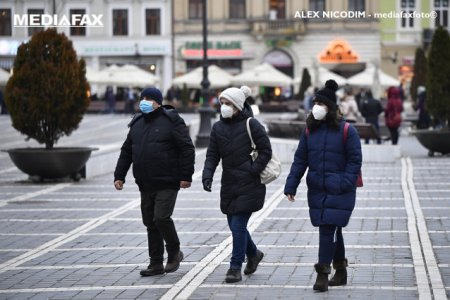 Vreme deosebit de rece in Bucuresti. Temperaturile minime <span style='background:#EDF514'>COBO</span>ara la 8 grade