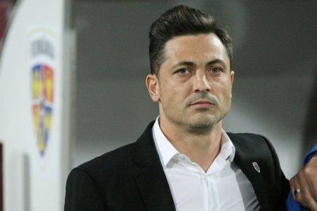 Mirel Radoi si-a anuntat plecarea de la echipa nationala a Romaniei. Nu ma poate intoarce nimic, nici macar sotia