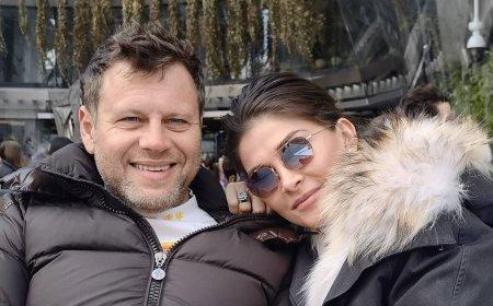 Anuntul facut de Alina Puscas, dupa doi ani de casatorie cu Mihai Stoenescu. Am fost ocupati sa facem cei 3 copii