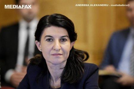 Violeta Alexandru (PNL): Nu se va reface coalitia. S-a terminat