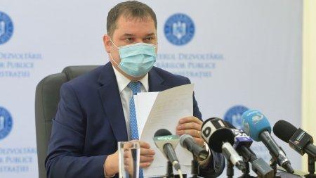 Ministrul Sanatatii: Marti seara incepe transferul primilor pacienti in Spitalul modular din Pipera